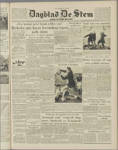 de Stem 1954-05-25