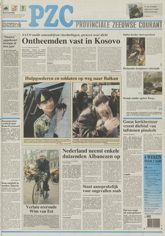 Provinciale Zeeuwse Courant 1999-04-20