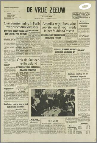 de Vrije Zeeuw 1969-01-20