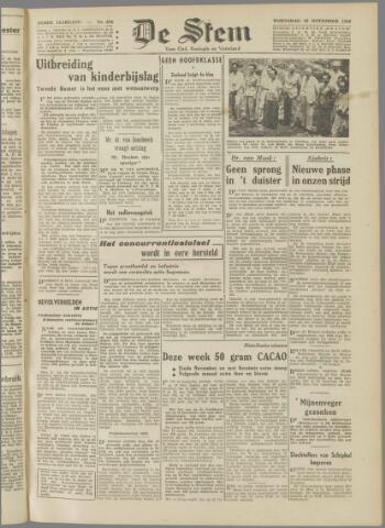 de Stem 1946-11-20