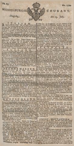 Middelburgsche Courant 1779-07-13