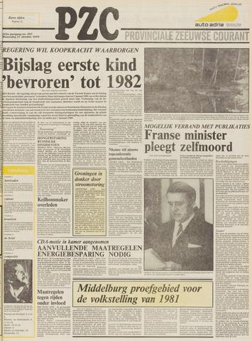 Provinciale Zeeuwse Courant 1979-10-31