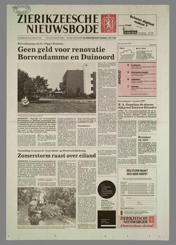 Zierikzeesche Nieuwsbode 1996-08-29