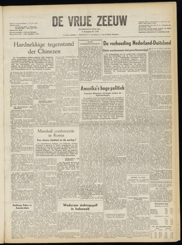 de Vrije Zeeuw 1951-06-09