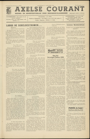 Axelsche Courant 1961-10-21