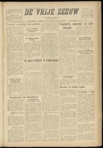 de Vrije Zeeuw 1947-04-09