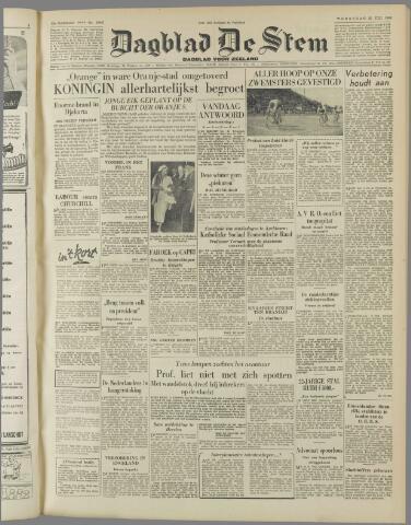 de Stem 1952-07-30