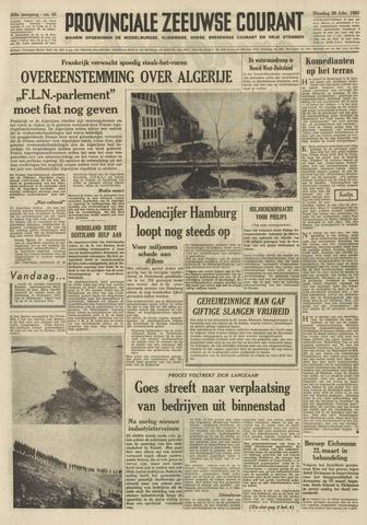 Provinciale Zeeuwse Courant 1962-02-20