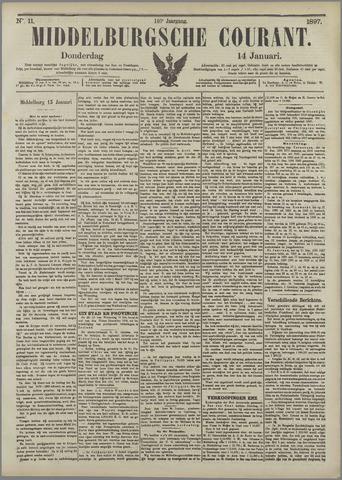 Middelburgsche Courant 1897-01-14