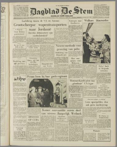 de Stem 1957-09-06