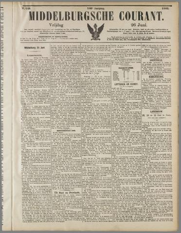 Middelburgsche Courant 1903-06-26