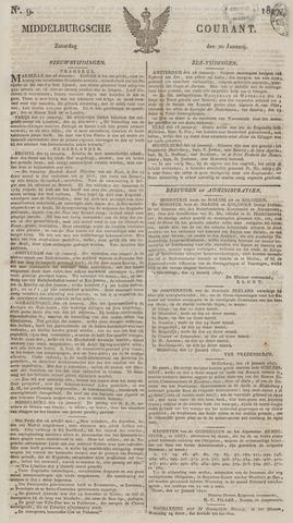 Middelburgsche Courant 1827-01-20