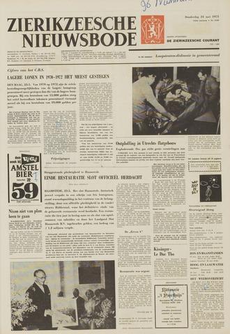 Zierikzeesche Nieuwsbode 1973-05-24