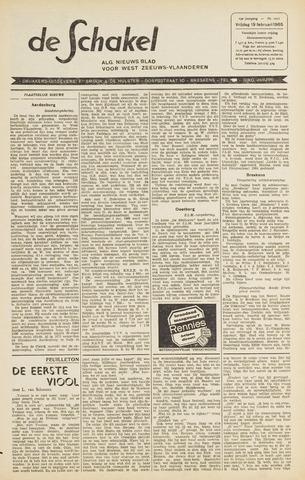 De Schakel 1965-02-19