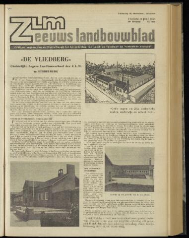 Zeeuwsch landbouwblad ... ZLM land- en tuinbouwblad 1962-07-06