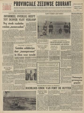 Provinciale Zeeuwse Courant 1962-08-10