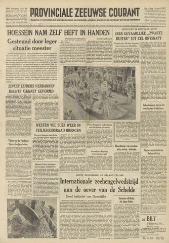 Provinciale Zeeuwse Courant 1957-04-15