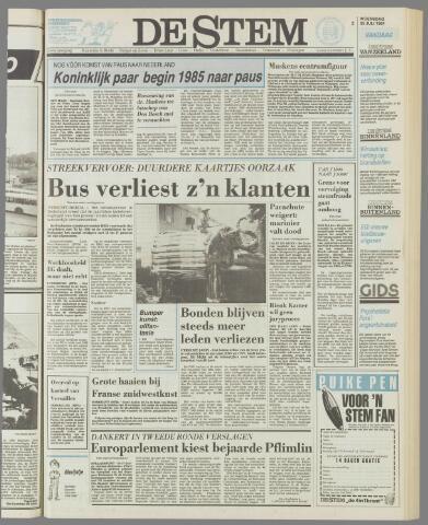 de Stem 1984-07-25