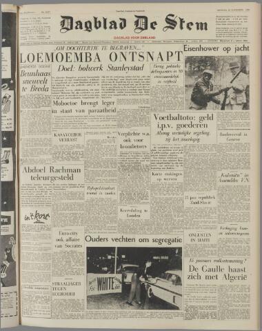 de Stem 1960-11-29