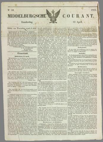 Middelburgsche Courant 1865-04-13