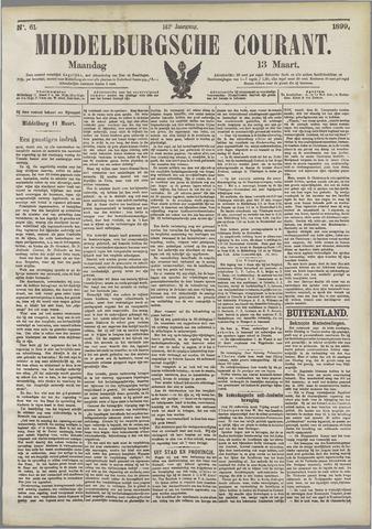 Middelburgsche Courant 1899-03-13