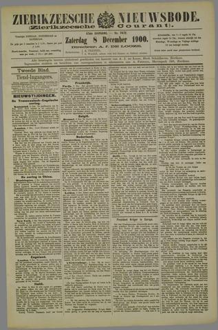 Zierikzeesche Nieuwsbode 1900-12-08
