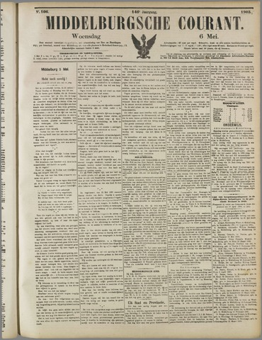 Middelburgsche Courant 1903-05-06