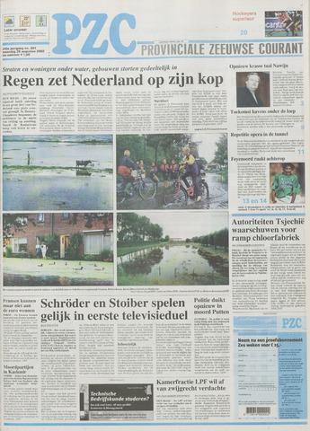Provinciale Zeeuwse Courant 2002-08-26