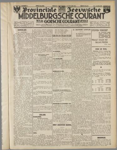 Middelburgsche Courant 1933-01-10