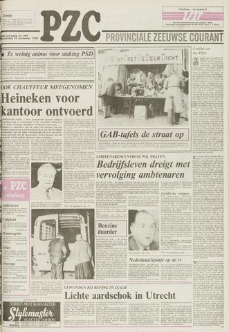 Provinciale Zeeuwse Courant 1983-11-10