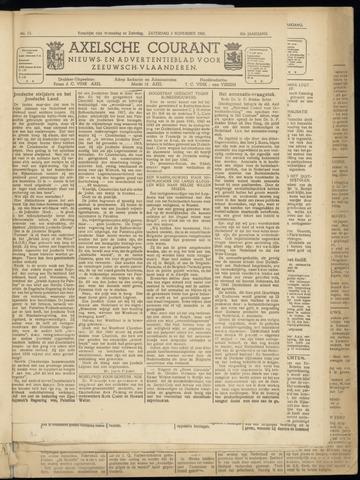 Axelsche Courant 1945-11-03