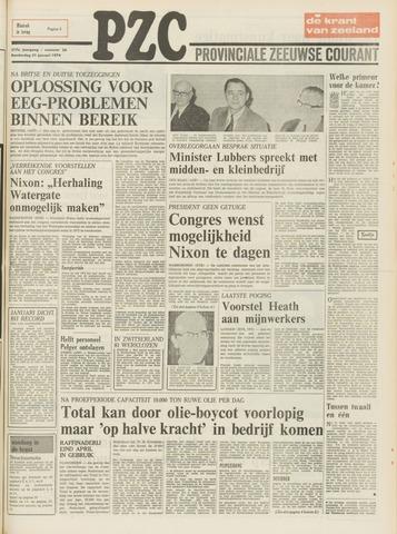 Provinciale Zeeuwse Courant 1974-01-31