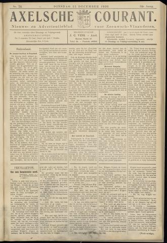 Axelsche Courant 1936-12-15