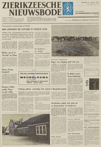 Zierikzeesche Nieuwsbode 1973-08-27