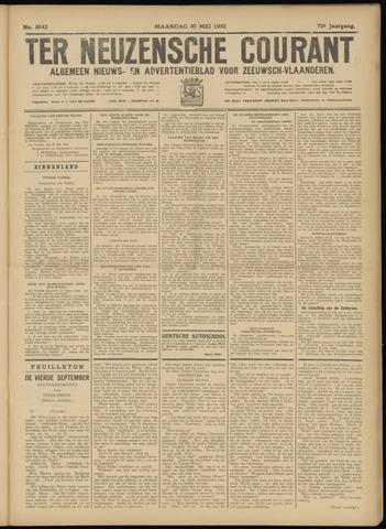 Ter Neuzensche Courant. Algemeen Nieuws- en Advertentieblad voor Zeeuwsch-Vlaanderen / Neuzensche Courant ... (idem) / (Algemeen) nieuws en advertentieblad voor Zeeuwsch-Vlaanderen 1932-05-30
