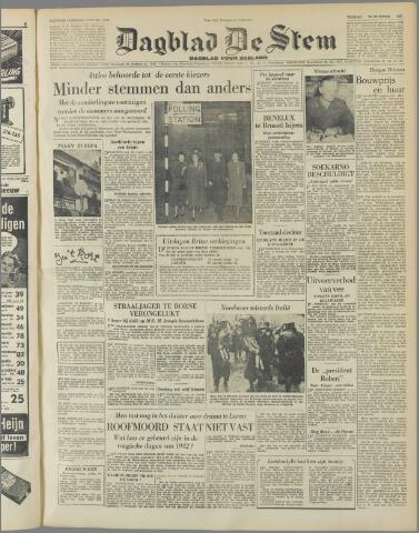 de Stem 1951-10-26