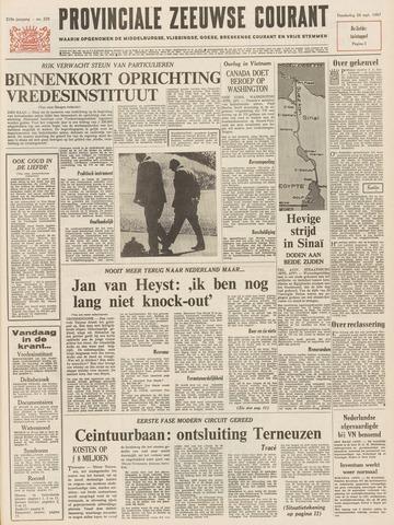 Provinciale Zeeuwse Courant 1967-09-28