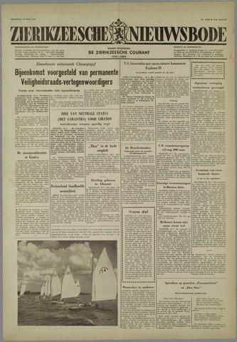Zierikzeesche Nieuwsbode 1958-07-28