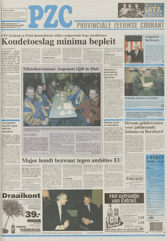 Provinciale Zeeuwse Courant 1997-01-08