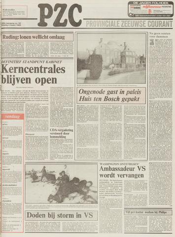 Provinciale Zeeuwse Courant 1983-03-04