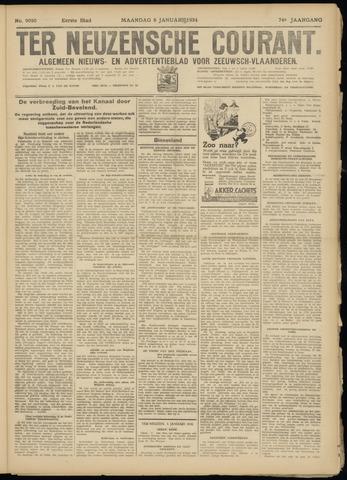 Ter Neuzensche Courant. Algemeen Nieuws- en Advertentieblad voor Zeeuwsch-Vlaanderen / Neuzensche Courant ... (idem) / (Algemeen) nieuws en advertentieblad voor Zeeuwsch-Vlaanderen 1934-01-08