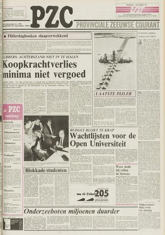 Provinciale Zeeuwse Courant 1984-09-20