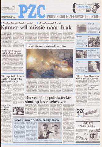 Provinciale Zeeuwse Courant 1990-11-13