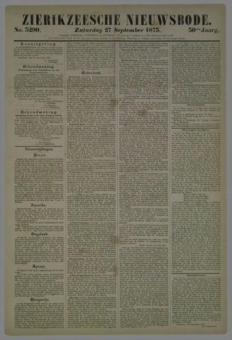 Zierikzeesche Nieuwsbode 1873-09-27