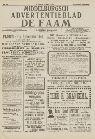 de Faam en de Faam/de Vlissinger 1915-07-14