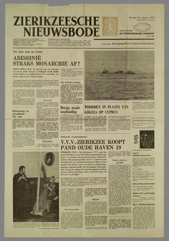 Zierikzeesche Nieuwsbode 1974-08-26