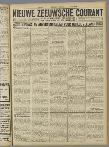 Nieuwe Zeeuwsche Courant 1926-05-06
