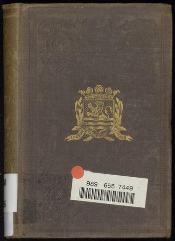 Zeeland jaarboekje 1856-01-01