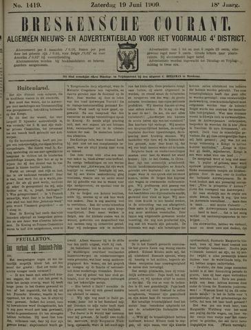 Breskensche Courant 1909-06-19