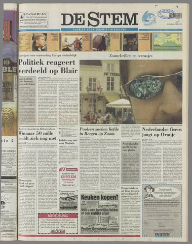 de Stem 1997-05-03